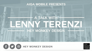An interview with Lenny Terenzi